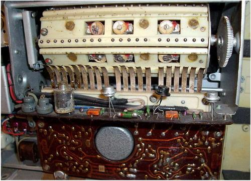 Радіоприймач Ленінград - схемотехніка