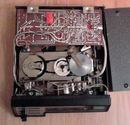 Електрон-301-стерео - схемотехніка