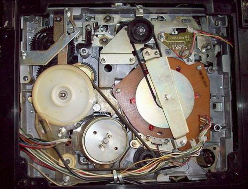 Електроніка ВМ-18 - кінематика