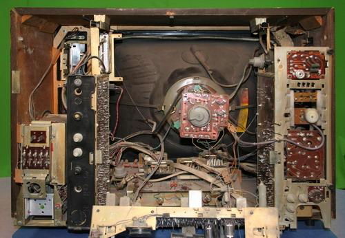 Горизонт-728Д - схемотехніка