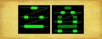 Частота развёртки экрана: 50 и 100 Гц