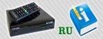 Руководство (инструкция) по эксплуатации к телевизионному тюнеру STRONG 8502 на русском языке