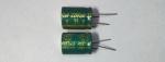 Электролитический конденсатор 2200мкФ 35В 105ºС 16x25мм Low ESR Jwco