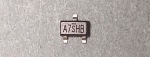 AO3407A (A7, A7HB, A79T) MOSFET 30V 4,3A P-Channel