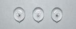 Оптическая рассеивающая линза (пуговка) для светодиодных планок LG