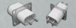 Проходной конденсатор магнетрона микроволновки (СВЧ печи)