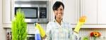 Как ухаживать и чем мыть микроволновую СВЧ печь внутри