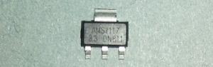 AMS1117-3.3 - стабилизатор 3.3В 1А SOT-223