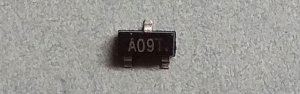 AO3400A (A09T) MOSFET 30V 6A N-Channel