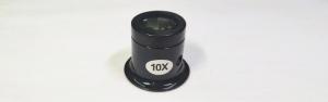 Лупа-10х (оптика, монокуляр, лупа часовщика или ювелира)