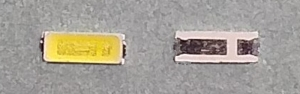 Светодиоды подсветки матрицы Jufei led 4014 3V 90mА 0,3W smd