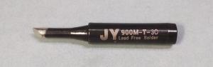 Жало паяльника JY 900M-T-3C (конус, срез)
