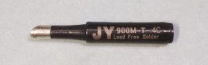 Жало паяльника JY 900M-T-4C (конус, срез)