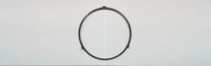 Кольцо вращения тарелки микроволновки Samsung (роллер поддона) диаметр 23 см
