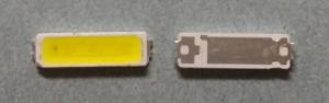 Светодиоды подсветки матрицы LG Innotek led 7020 6V 140mA 1W smd (ver-1)