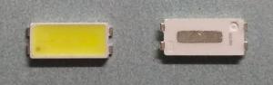 Светодиоды подсветки матрицы Seoul led 7030 6V 250mA 1W smd