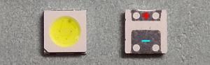 Светодиоды подсветки матрицы Xiasongxin led 3535 (3537) 3V 350mA 1W smd
