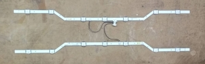 V5DN-320SM1-R2 - стринги, планки светодиодной подсветки (3V) для матрицы JJ032BGE-R1